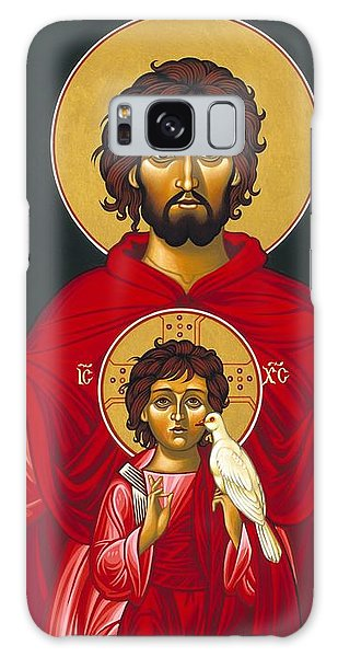 St. Joseph Shadow Of The Father 039 Galaxy Case