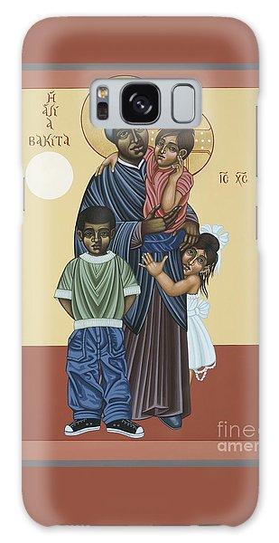 St. Josephine Bakhita Universal Sister 095 Galaxy Case