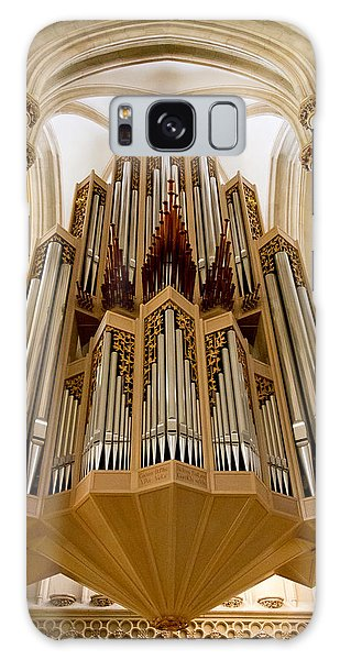 St Lambertus Organ Galaxy Case