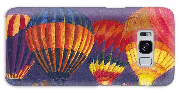 St Louis Balloon Glow Galaxy Case