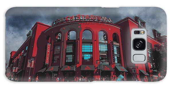 St. Louis Busch Stadium Cardinals 9162 Art Galaxy Case