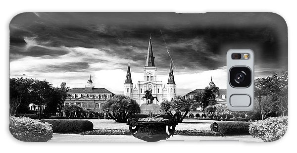 St. Louis Cathedral Galaxy Case by John Rizzuto