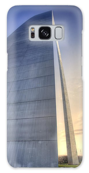 St. Louis-gateway Arch Galaxy Case