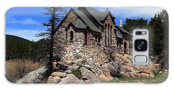 St. Malo Chapel Galaxy Case