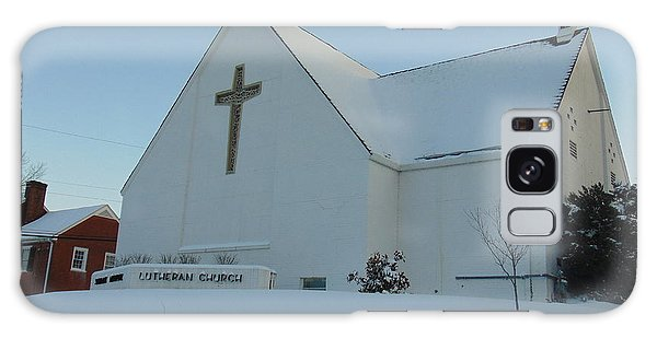 St. Marks Lutheran Church Galaxy Case