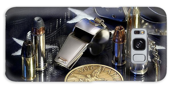 Tactical Galaxy Case - St Michael Law Enforcement by Gary Yost