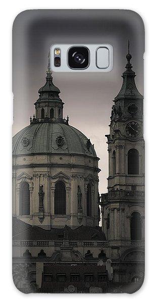St. Nicholas Church Galaxy Case