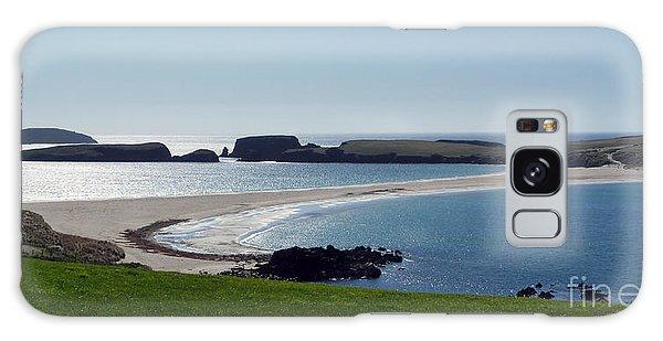 St Ninian's Isle Shetland Galaxy Case