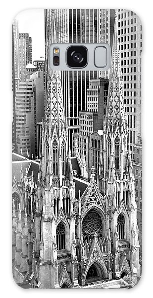 St. Patrick's Cathedral Galaxy Case