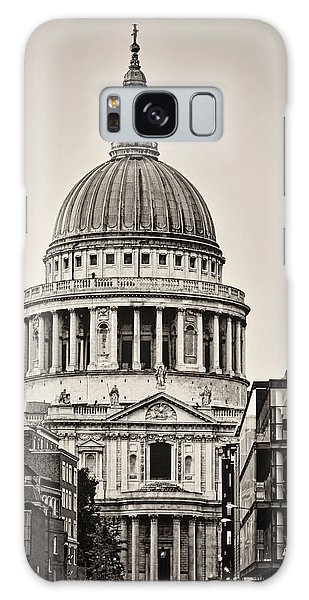 St Pauls London Galaxy Case by Heather Applegate