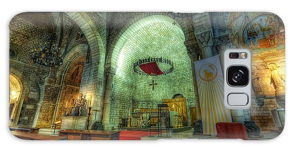 St Pere De Puelles Church - Barcelona Galaxy Case