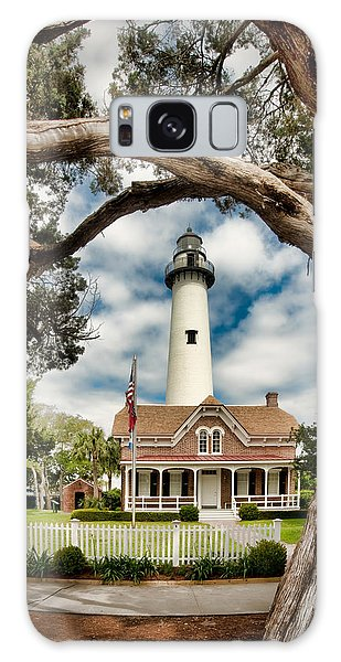 St. Simons Island Lighthouse  Galaxy Case