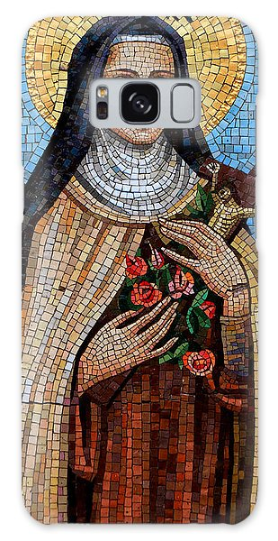 St. Theresa Mosaic Galaxy Case