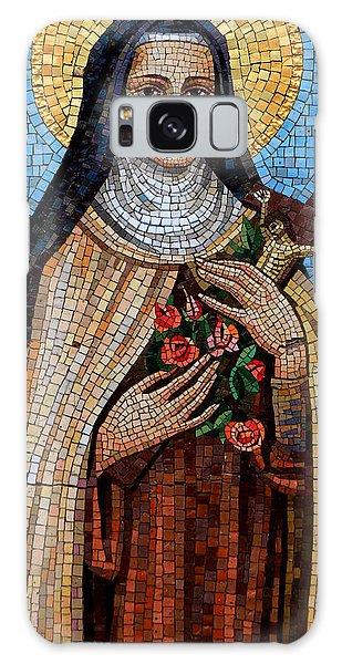 St. Theresa Mosaic Galaxy Case