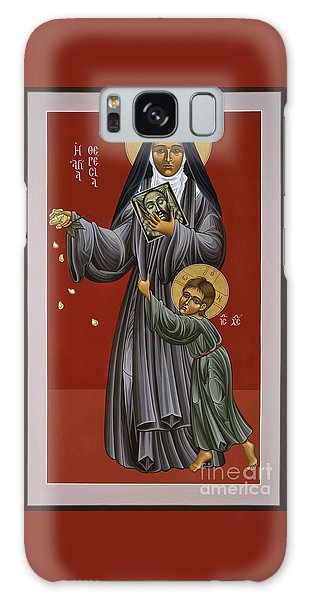 St. Therese Of Lisieux Doctor Of The Church 043 Galaxy Case