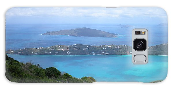 St-thomas Virgin Islands Usa Galaxy Case