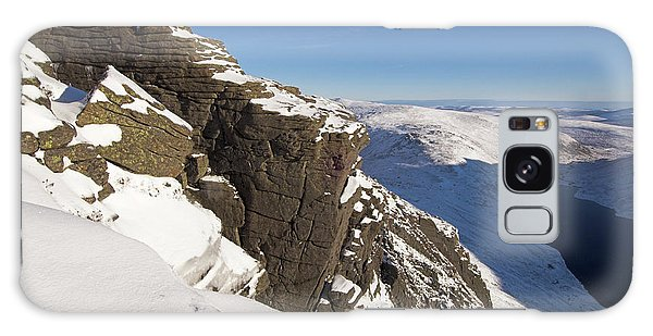 Cairngorms National Park Galaxy Case - Stac An Fharaidh by Duncan Shaw/science Photo Library