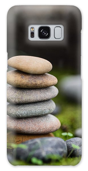 Stacked Stones B2 Galaxy Case