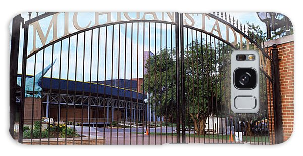 Stadium Of A University, Michigan Galaxy Case by Panoramic Images