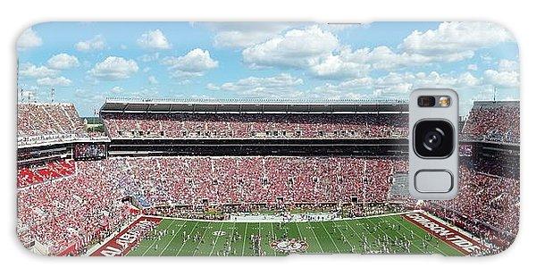 Stadium Panorama View Galaxy Case