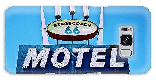 Stagecoach 66 Motel Galaxy Case