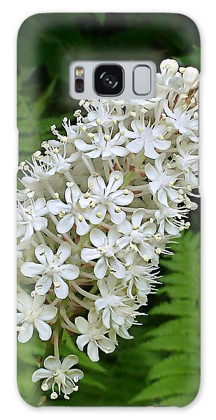 Stagger Grass Lily Galaxy Case