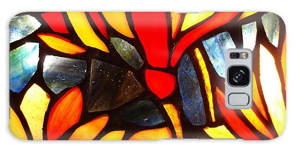 Stained Glass Eight Galaxy Case