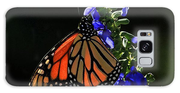 Stained Glass Wings Galaxy Case by Donna Kennedy