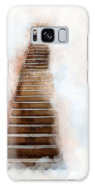 Stair Way To Heaven Galaxy Case