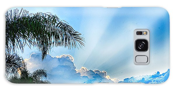 Stairway To Heaven Galaxy Case by Don Durfee