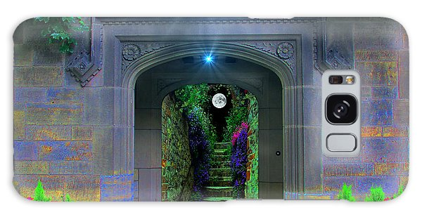 Stairway To Paradise  Galaxy Case by Michael Rucker