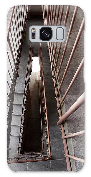 Handrail Galaxy Case - Stairwell by Bernard Jaubert
