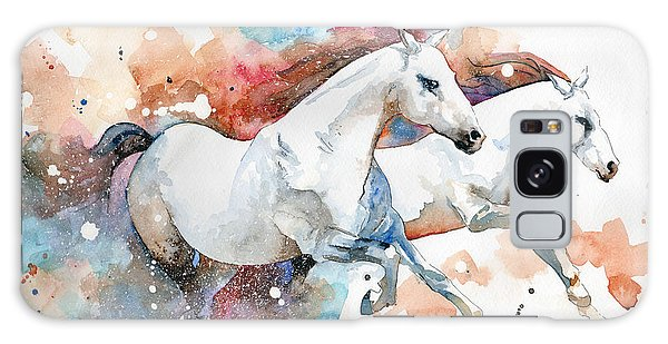 Stallions Galaxy Case