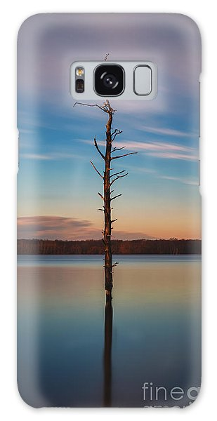 Stand Alone 16x9 Crop Galaxy Case