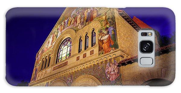 Stanford University Memorial Church Galaxy Case by Scott McGuire
