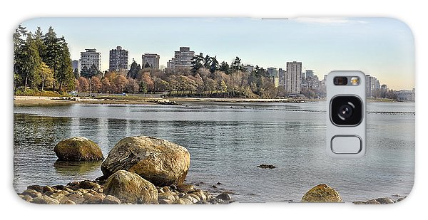 Stanley Park Beach Galaxy Case
