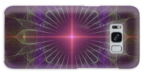 Star 1 Galaxy Case by Ursula Freer