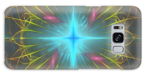 Star 4 Galaxy Case by Ursula Freer