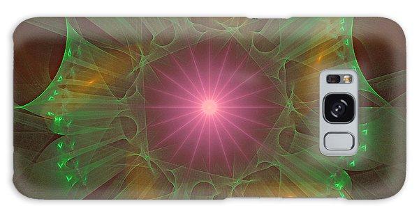 Star 6 Galaxy Case by Ursula Freer