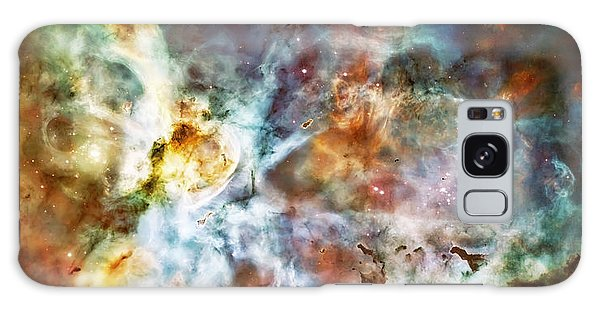 Star Birth In The Carina Nebula  Galaxy Case