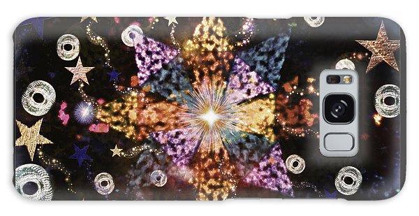 Star Burst Galaxy Case by Sherry Flaker