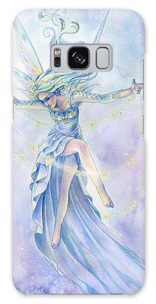 Star Dancer Galaxy Case by Sara Burrier