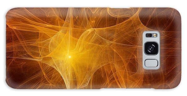 Star Is Born Galaxy Case by Vitaliy Gladkiy
