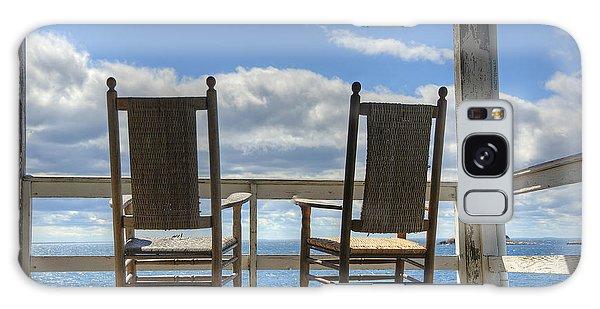 Star Island Rocking Chairs Galaxy Case