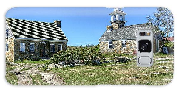 Star Island Village Galaxy Case
