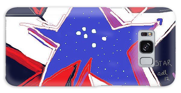 Star Lamp Galaxy Case by Anita Dale Livaditis