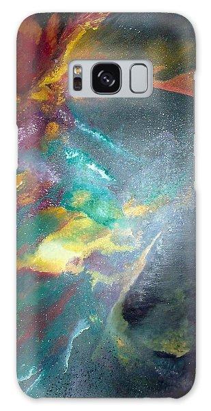 Star Nebula Galaxy Case by Carrie Maurer