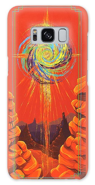 Star Of Splendor Galaxy Case