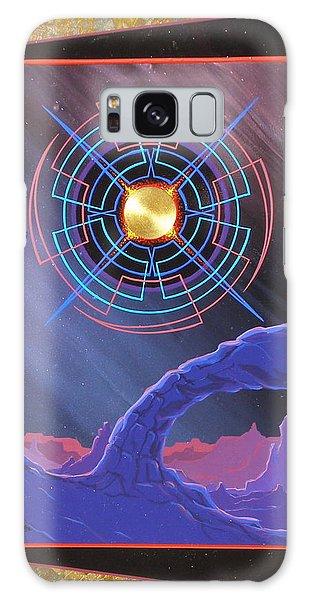 Star Song Galaxy Case by Alan Johnson