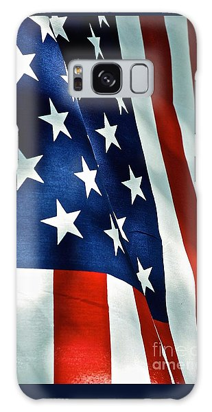 Star-spangled Banner Galaxy Case